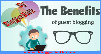 Advantage of guest blogging on other sites