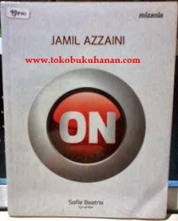 Buku : ON – Jamil Azzaini, penerbit Mizania