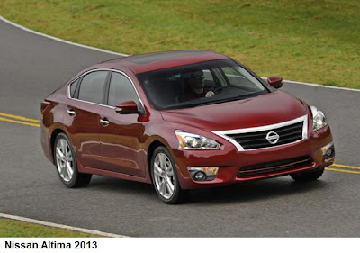 2013 Nissan Altima review