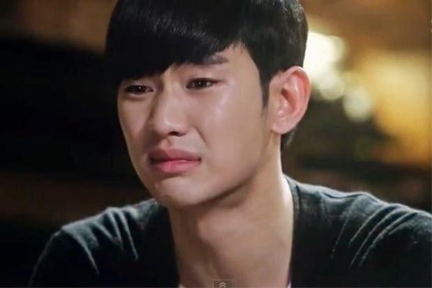 Kim Soo Hyun Digelar 'Raja Air Mata'