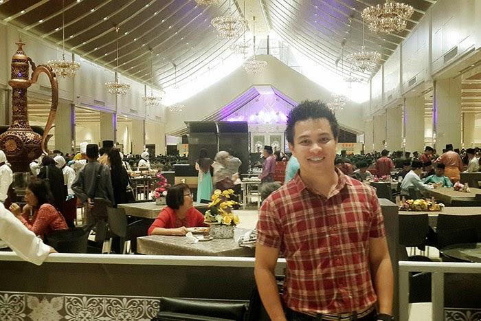 Istana Nurul Iman Banquet Hall