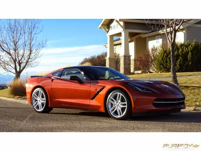 2015 Chevrolet Corvette at Purifoy Chevrolet