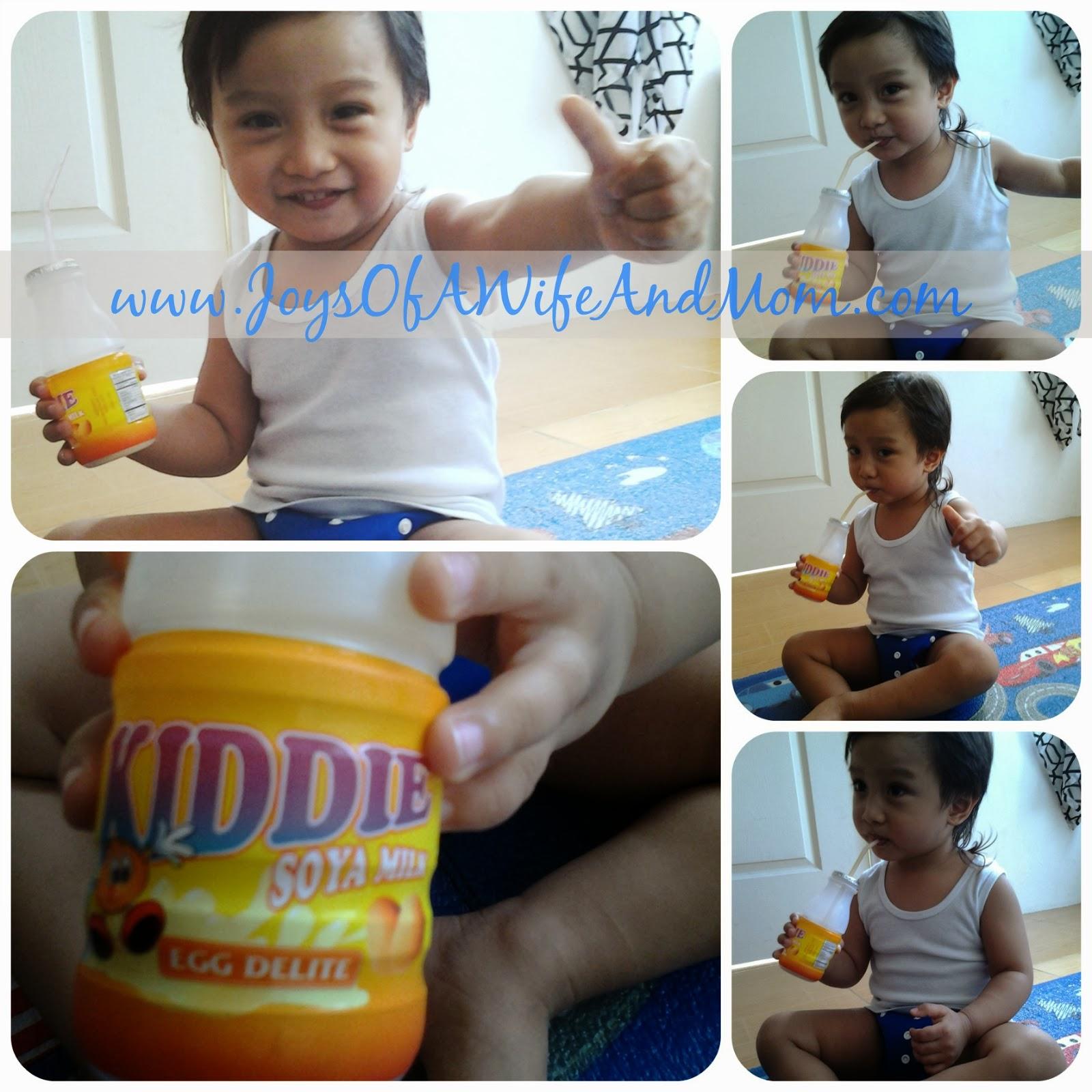 Kiddie Soya Milk Drink