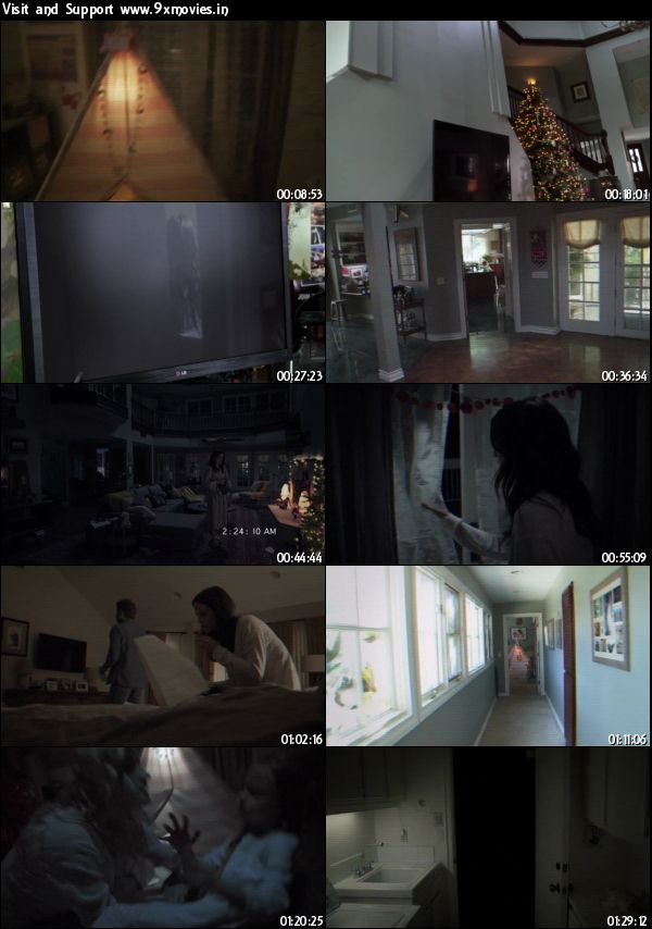 Paranormal Activity: The Ghost Dimension 2015 UNRATED Dual Audio Hindi 720p HDRip