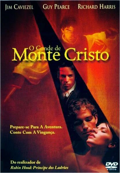 Filme O Conde De Monte Cristo Dublado AVI DVDRip