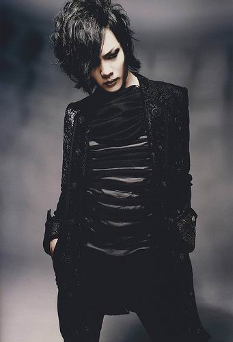 Hairstyles For Goth Guys : Devilinspired Gothic Clothing: Dress Alternatively By Gothic Clothing