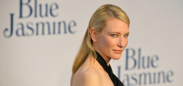 Cate Blanchett de Blue Jasmine Melhor Atriz Oscar 2014