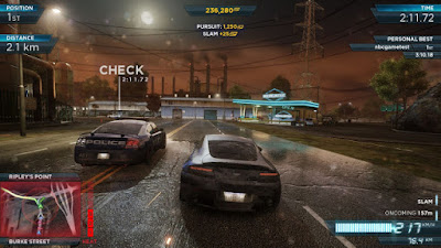 Need for Speed Most Wanted untuk Android | Andromin