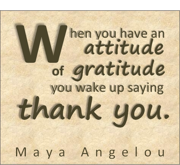 thanksgiving quote oprah