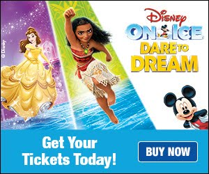 Disney on Ice in NEW ORLEANS