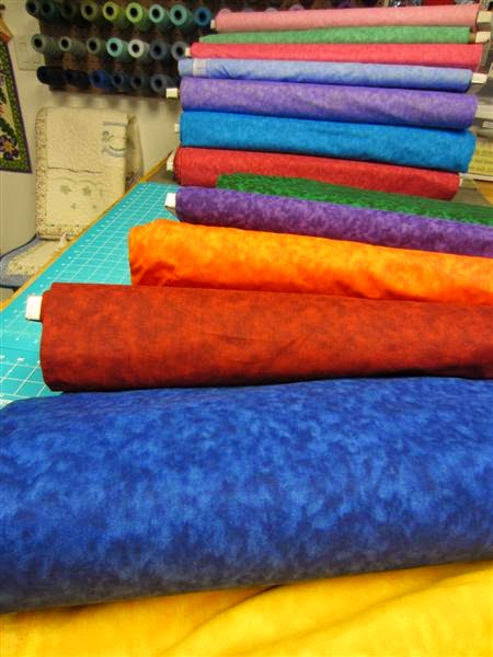 EXTRA Wide 100% Cotton Fabrics!