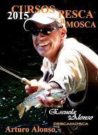 Cursos Pesca Mosca 2015