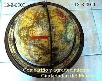 Aniversario del blog Ciudadana del Mundo