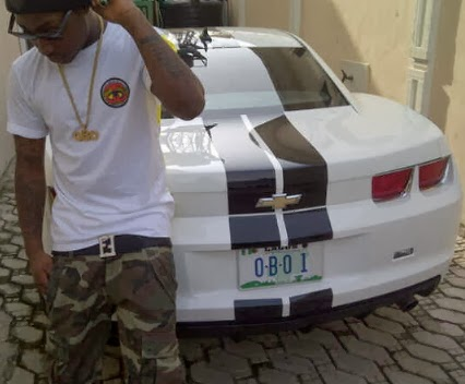davido car accident lekki lagos
