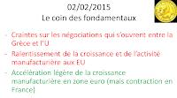 actualités bourse 02/02/2015