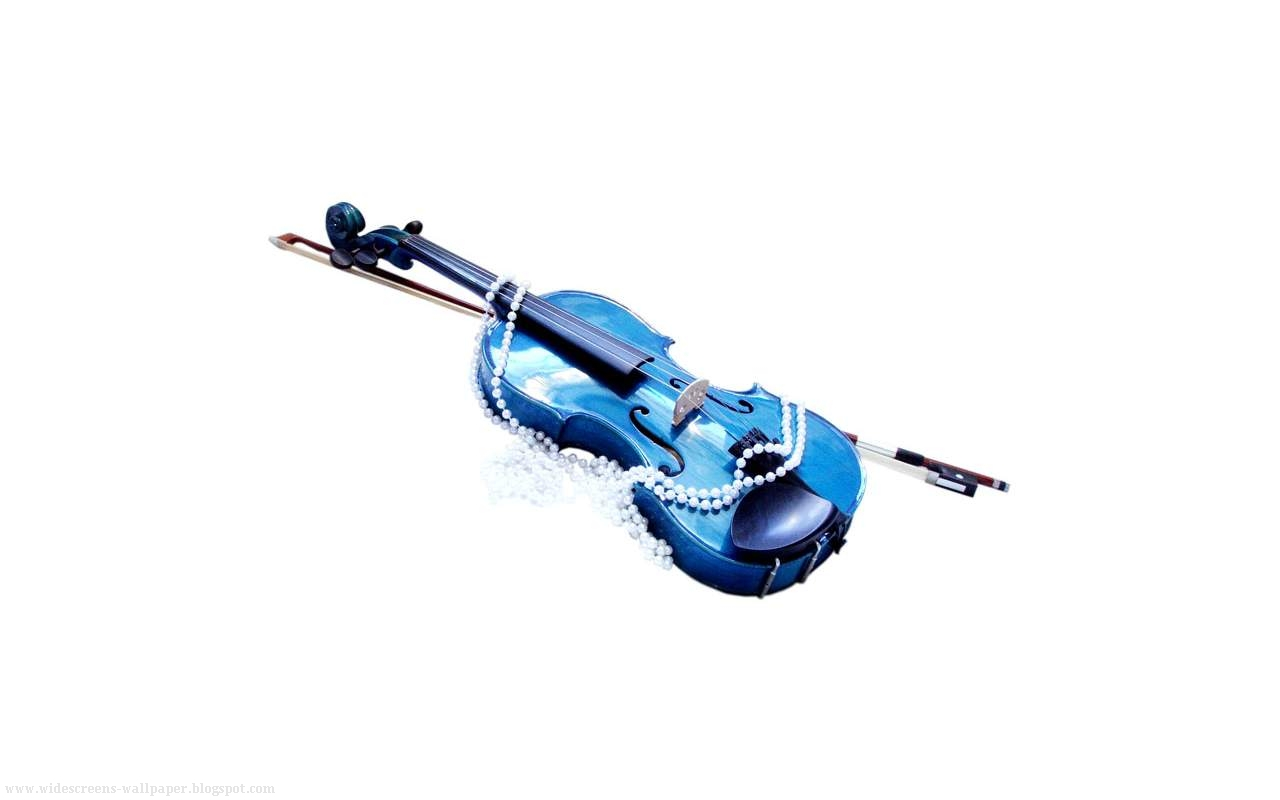 music blue violin wallpaper hd - best violins wallpaper