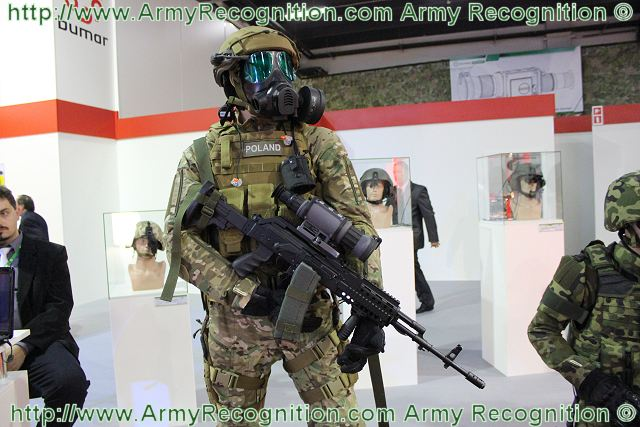Future army soldier