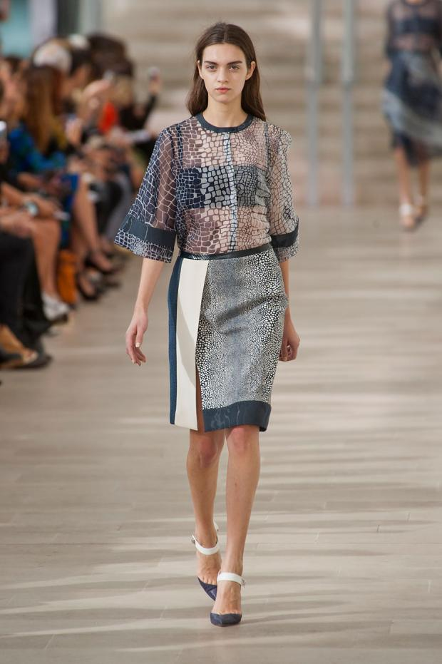 London Fashion Week Spring/summer 2013   Highlights Part 2