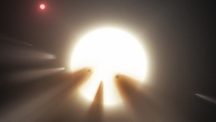 La vida extraterrestre podría existir en la atmósfera superior de las enanas marrones