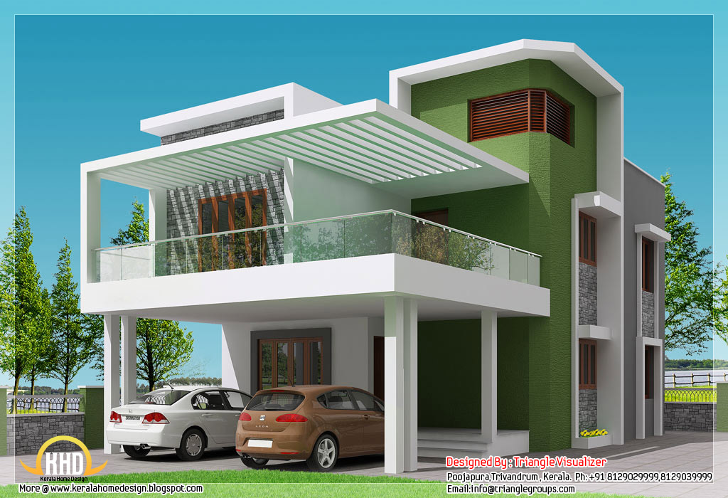 Small Modern House Plans Home Designs likewise Small House Plans With