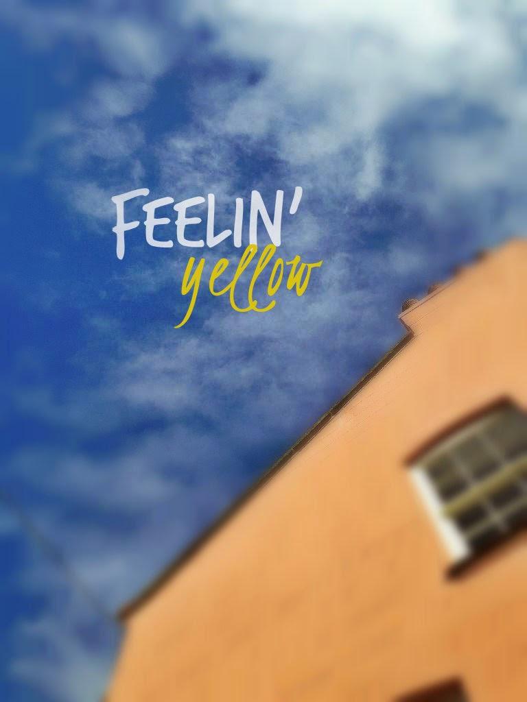Feelin' Yellow