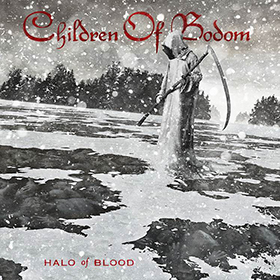 Halo of Blood Cover