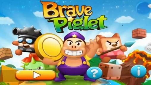 Brave Piglet Game