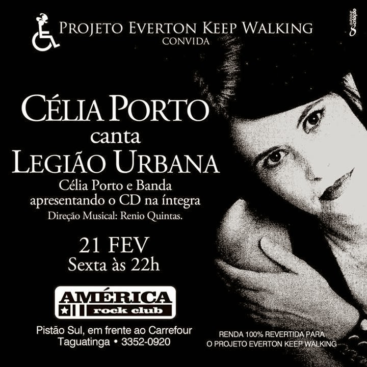 Projeto Everton Keep Walking