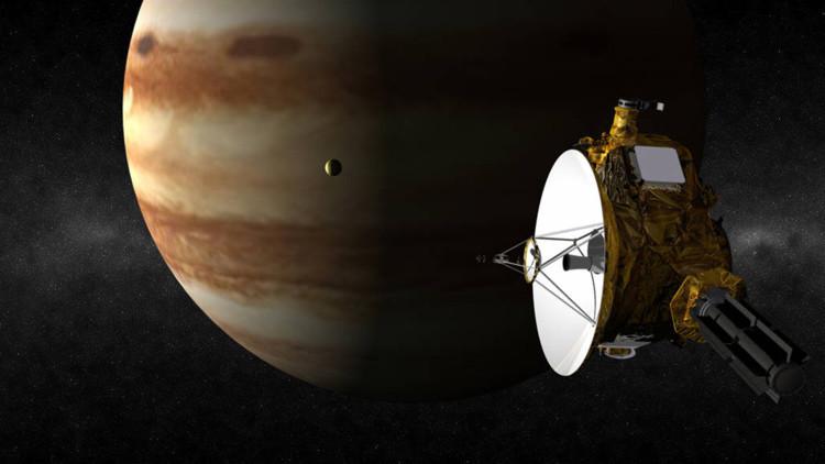 Gran mancha en Júpiter