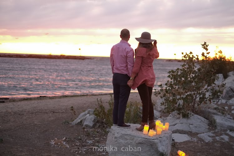 Sunset beach proposal