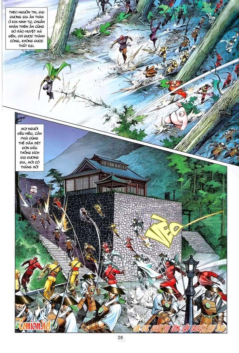 Phong Vân chap 634 Trang 27 - Mangak.info