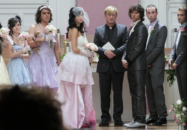 Russell Brand Amp Katy Perry S Wedding Pictures