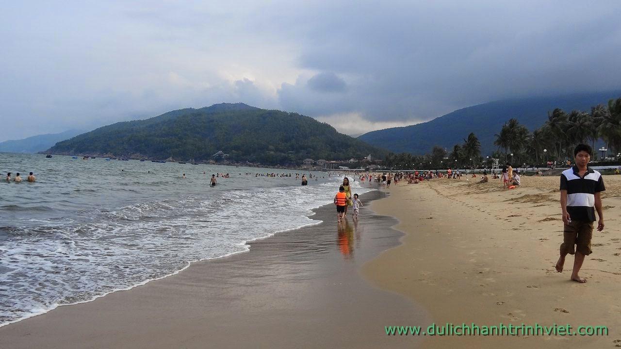 Bãi biển thành phố Quy Nhơn, Bình Định