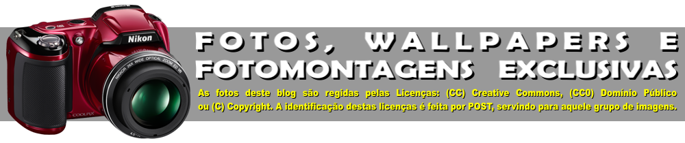 FOTOS, WALLPAPERS E FOTOMONTAGENS EXCLUSIVAS