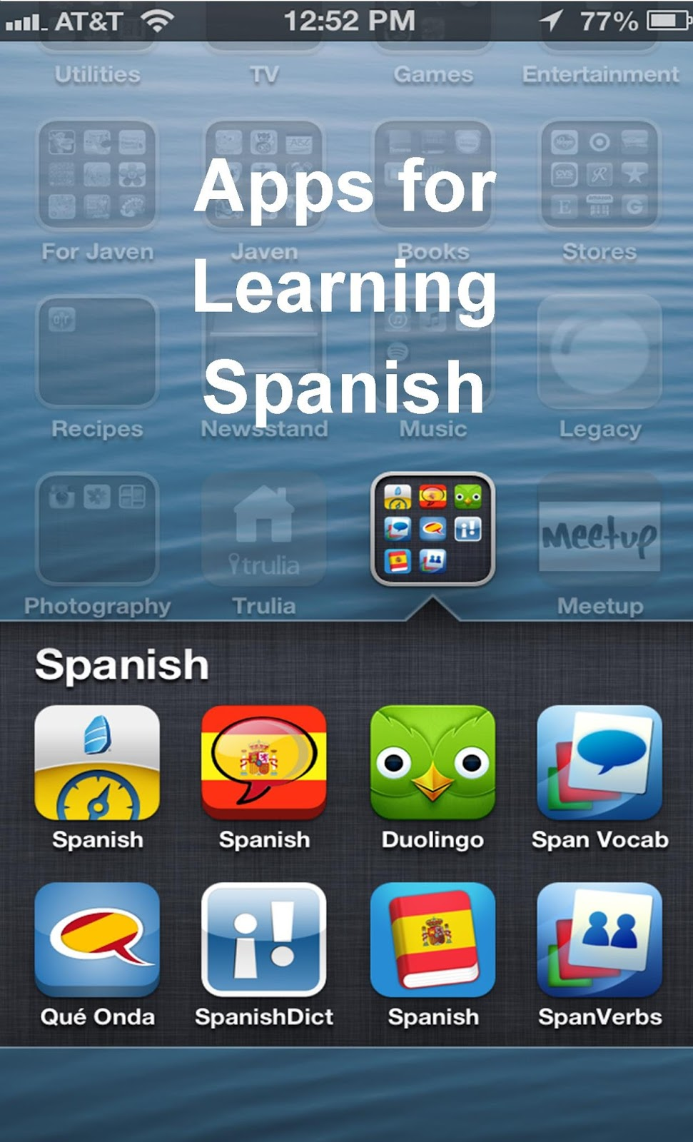 My Favorite Apps For Learning Spanish Amanda G Whitaker