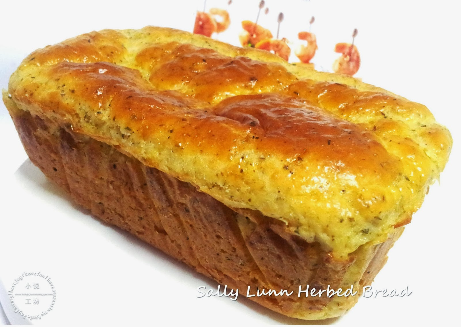 Herbed Batter Bread Recipe — Dishmaps
