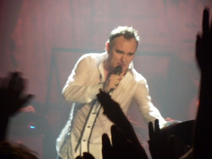 lebellelavie - Morrissey Live at the Apollo Review