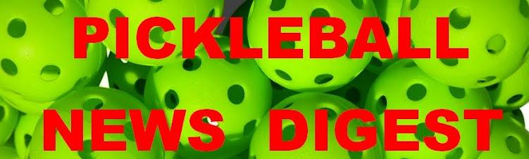 Pickleball News