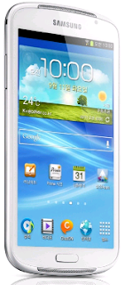 Samsung GALAXY Player 5.8, a Jumbo Version of GALAXY S3 Without Cellular Connectivity
