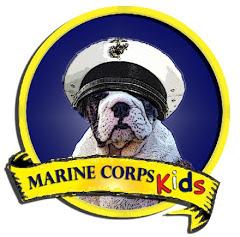 Marine Corps Kids Logo