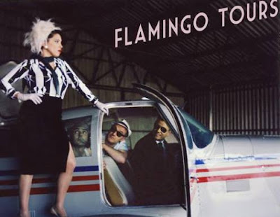 disco FLAMINGO TOURS - Right on time 3