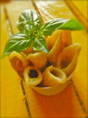 pasta peperone giallo
