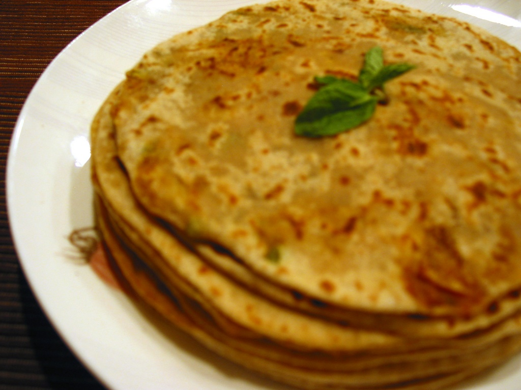 The Top Ten types of Naan