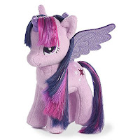 "Twilight Sparkle 6.5"" Aurora Plush"