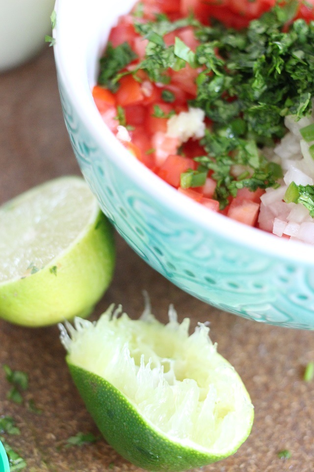 Pico de Gallo Recipe!