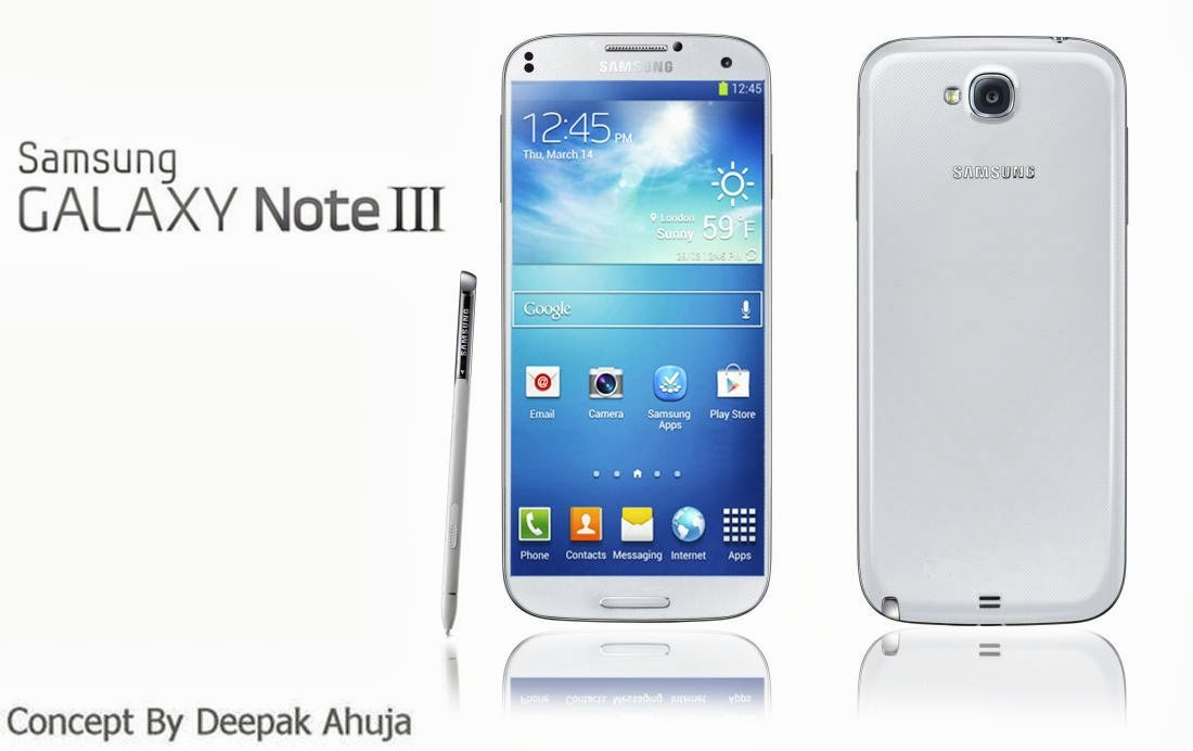 Samsung galaxy note 3 review features screen battery camera and