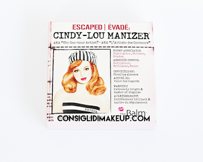 Review: Illuminante Cindy Lou Manizer - The Balm