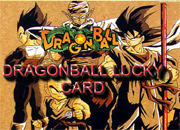 Dragon Ball Lucky Card