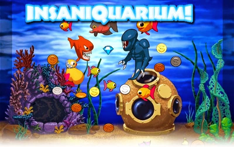Play Insaniquarium Deluxe
