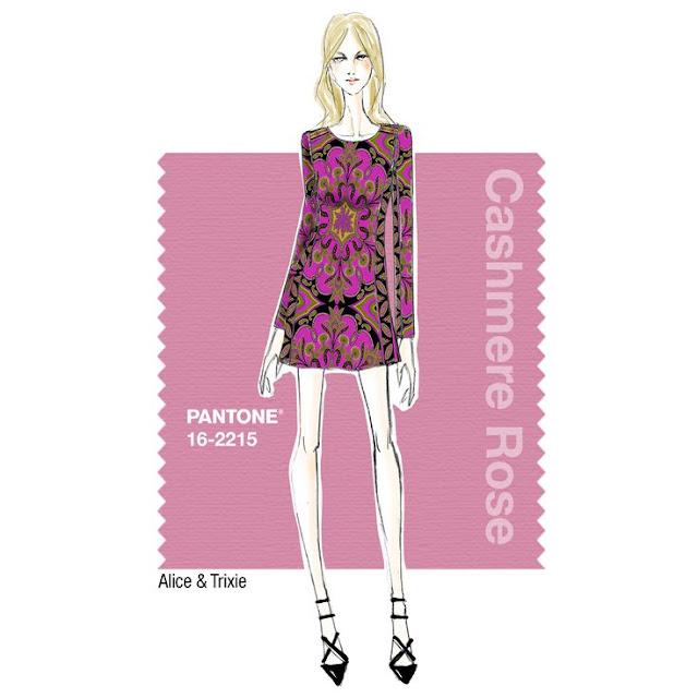 Cashmere Rose Pantone